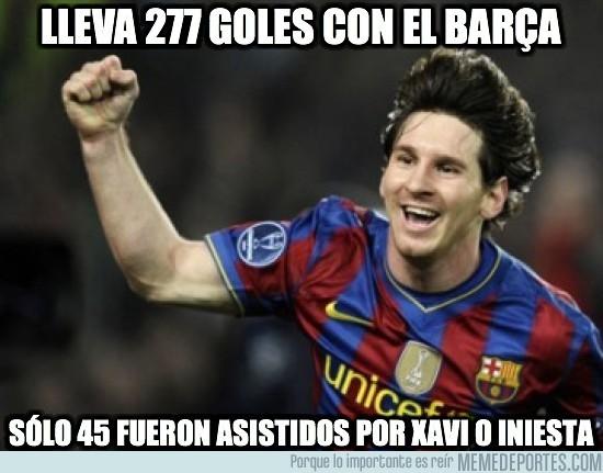 42842 - Lleva 277 goles con el Barça