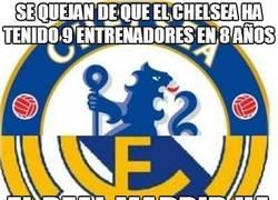 Enlace a Se quejan de que el Chelsea ha tenido 9 entrenadores en 8 años