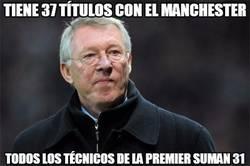 Enlace a Tiene 37 títulos con el Manchester