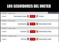 Enlace a Las Remontadas Del United