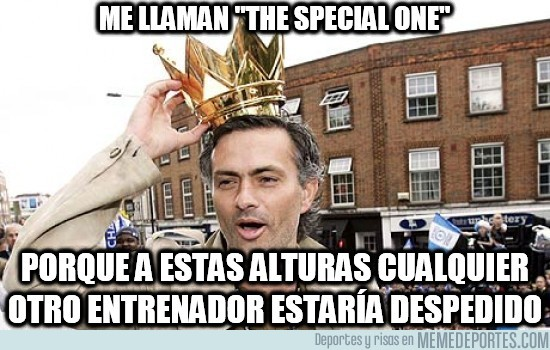 43574 - The Special One
