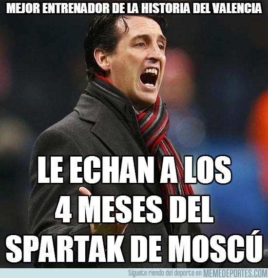 44321 - Mejor entrenador de la historia del Valencia