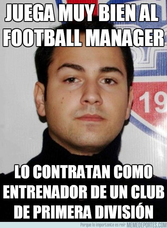 44494 - Juega muy bien al Football Manager