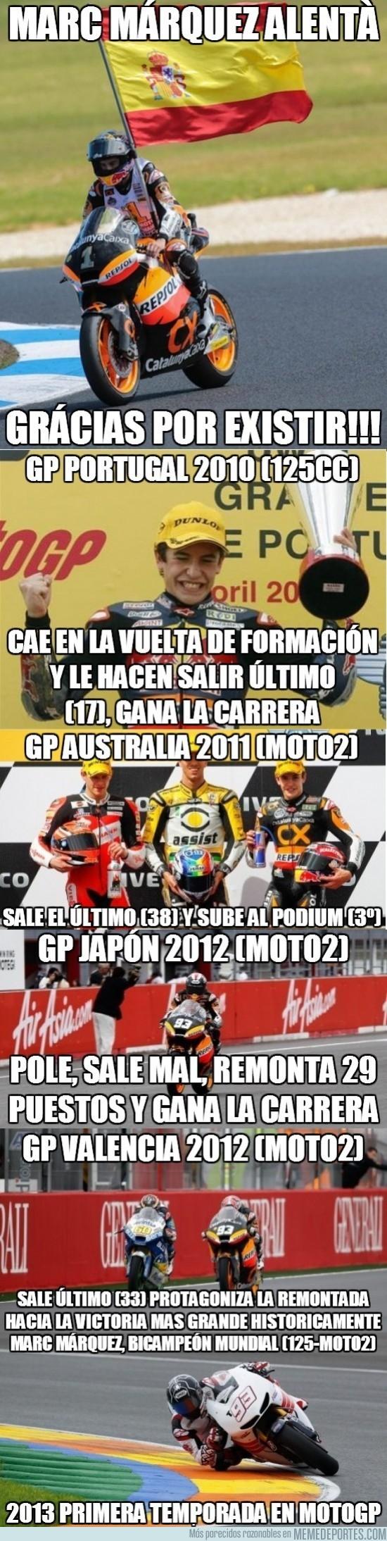 44739 - Marc Márquez Alentà, te esperamos en MotoGP