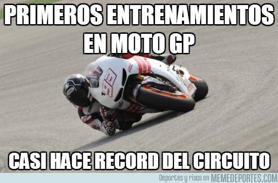 45034 - Primeros entrenamientos en MotoGP