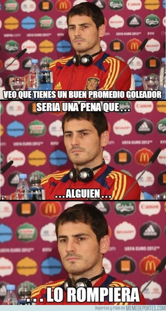 45332 - Simplemente Iker Casillas