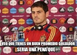 Enlace a Simplemente Iker Casillas