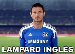 Enlace a El Lampard inglés y el Lampard indio