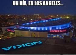 Enlace a Un día, en Los Angeles...
