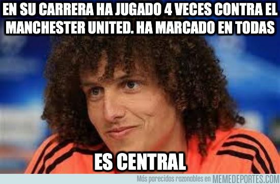 45714 - David Luiz, un récord peculiar