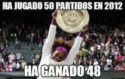 Enlace a Ha jugado 50 partidos en 2012
