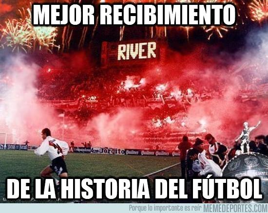 46084 - Y esto es River Plate, señores