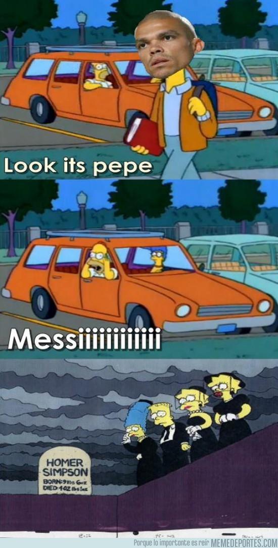 46252 - Con Pepe no Homer, con Pepe no