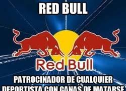 Enlace a Redbull
