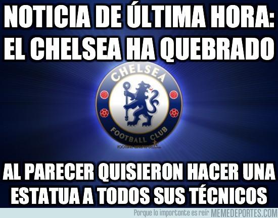 47447 - Noticia de última hora: El Chelsea ha quebrado