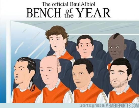 47449 - El banquillo del año 2012 por @BaulAlbiol
