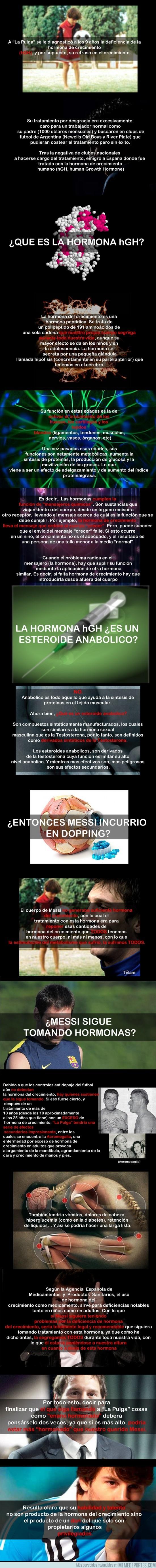 47725 - Messi y sus hormonas: Acabemos con la ignorancia