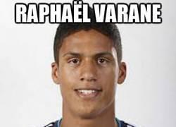 Enlace a Raphaël Varane