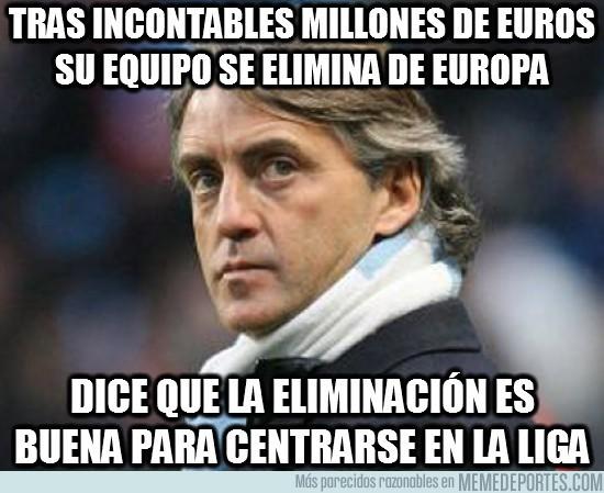 47985 - Tras incontables millones de euros su equipo se elimina de europa