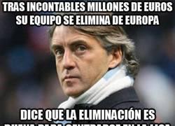 Enlace a Tras incontables millones de euros su equipo se elimina de europa