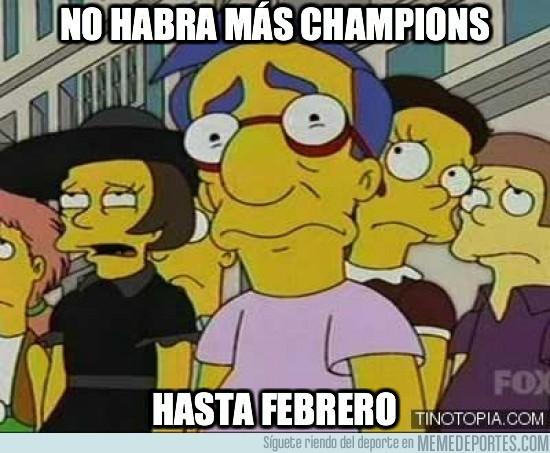 48123 - No habrá más Champions