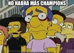 Enlace a No habrá más Champions