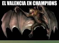 Enlace a El Valencia en Champions