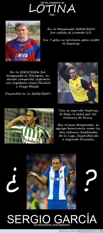 49481 - Sergio García, El Talismán