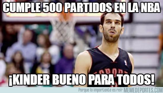 49600 - Jose Calderón y sus 500 partidos