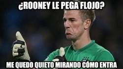 Enlace a ¿Rooney le pega flojo?