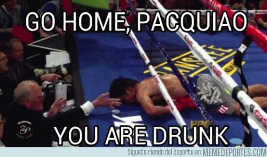 50265 - Vete a casa Manny, estás borracho [ KO ]