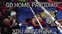 Enlace a Vete a casa Manny, estás borracho [ KO ]