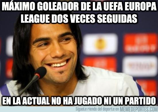 50283 - Máximo goleador de la UEFA Europa League dos veces seguidas