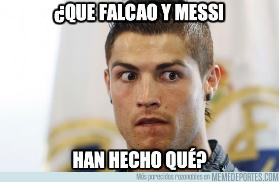 50624 - ¿Que Falcao y Messi...