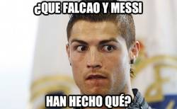 Enlace a ¿Que Falcao y Messi...