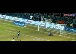 Enlace a VÍDEO: Los 91 goles de Leo Messi en 2012