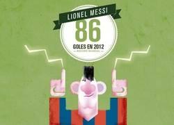 Enlace a El camino de Messi a sus 86 goles