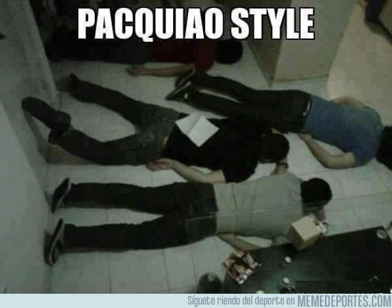 50765 - Pacquiao Style Oopp Oopp!