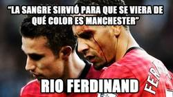 Enlace a Rio Ferdinand