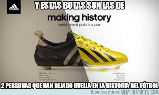 50891 - Botas con historia