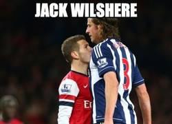 Enlace a Jack Wilshere