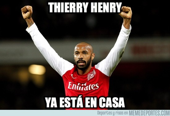 51134 - Thierry Henry