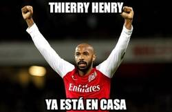 Enlace a Thierry Henry