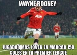 Enlace a Wayne Rooney, 150 goles en la Premier League