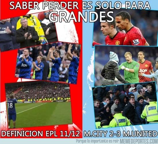 51487 - La diferencia entre el United y el City
