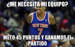 Enlace a Simplemente Carmelo Anthony