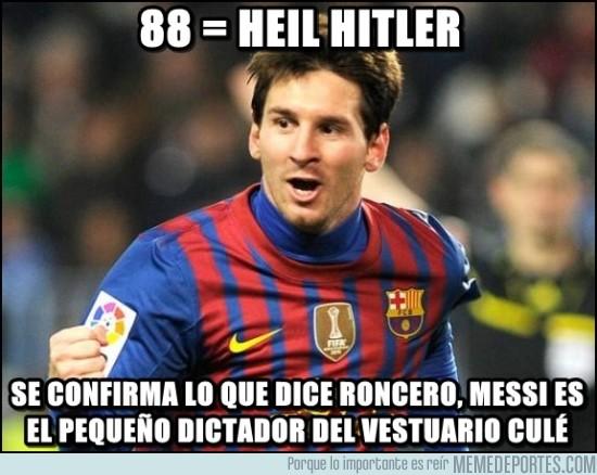 51929 - El significado de los 88 goles de Messi