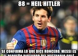 Enlace a El significado de los 88 goles de Messi