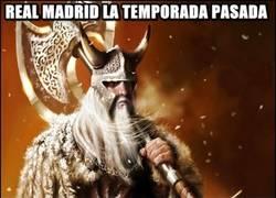 Enlace a Real Madrid esta temporada y la pasada