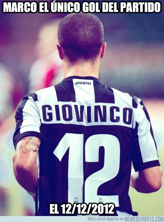 52013 - Marco el único gol del partido